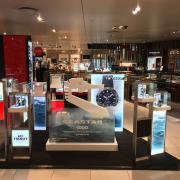 Promotion Tissot Seastar Genf